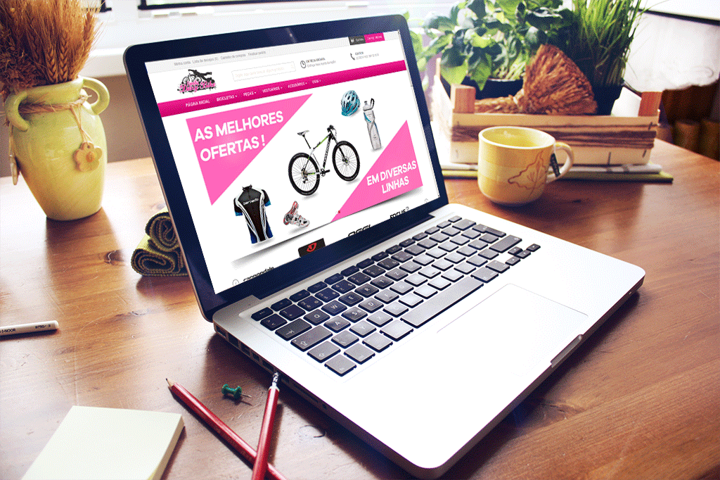 E-commerce Dany Bike